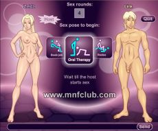 Adult game MNFClub with 3D porn
