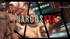 Narcos XXX virtual reality porn game