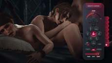 Interactive sex in SexWorld 3D game