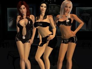 3D Sex Villa